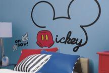 Carsons bedroom