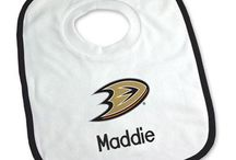 Anaheim Ducks Baby Gifts / Personalized Baby Gifts For Fans Of The Anaheim Ducks NHL Hockey Team