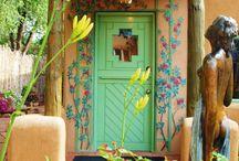 Doors of New Mexico