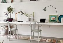 home office / by Karen Cheung