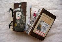 art journals/scrapbooking / by kaitlyn gray