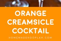{ REFRESHING Hooplah } / All the REFRESHING recipes from HomeamdeHooplah.com: drinks, smoothies, cocktails, and more!
