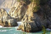 Travel: Californian Coast, Big Sur, San Francisco