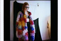 Insta Pola by Klara Blanc / Photographe : Klara Blanc Mannequin : Sasha Adler ( TheFace )