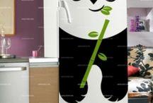 Stickers cuisine / Des stickers pour décorer sa cuisine