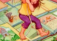 art - children's illustrations