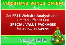 TrafficJolt SEO Services / For This Holiday Season!!! TrafficJolt is offering FREE WEBSITE ANALYSIS and LIMITED offer of Our SPECIAL VALUE PACKAGES for as low as $49.99.!!!! Grab now! Further details: SEO Service Packs | Traffic Jolt http://buff.ly/1zcYQlK TrafficJOltSEOServices: http://buff.ly/1zcYQlL
