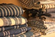 Fabrics, Linens and Textiles