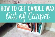 Candle Clean Up