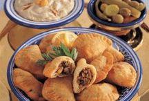 Med / Lebanese recipes