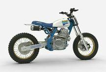 MC | Honda NX650 Dominator Custom Bikes
