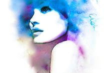 art / expressing myself with art always helps... / by Gabriella Tovar