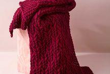 queue to knit / 編みたいもの knit