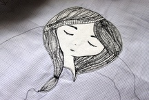 Stitch Sketching / by Threadly Sins by Allison Rau