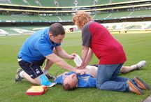 First Aid in Sport