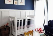 Baby Nursery - Boy / by Jennifer (Haden) Shunia