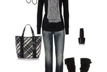 Cold weather outfits..