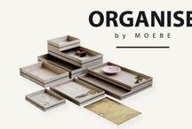 Moebe / Moebe from Copenhagen Denmark. Frames - Organise trays and more ... you'll find it at  emma b. Oudegracht 218 / Hoek Hamburgerstraat Utrecht NL www.emma-b.nl