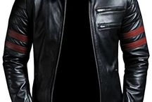 ς My Dream Clothing Men's leather Jackets