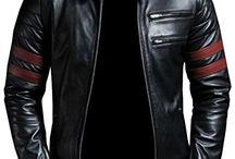 ς My Dream Clothing Men's leather Jackets
