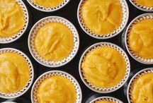 'You don't need eggs' Vegan Carrot Cupcakes