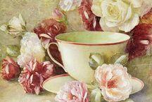 Obrazki - kwiaty i owoce