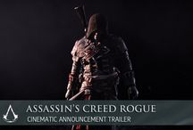 Assassin's Creed Rogue Announcement Trailer