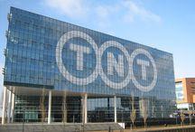 TNT Express Worldwide / Most of the photos are origin Czech Republic. Worldwide logistic company.