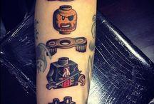 Lego's Tattoo