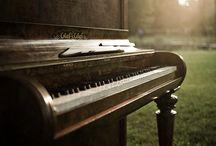 Klavír/Piano/Housle