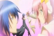 shugo chara ikuto and amu