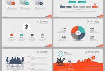 Apresentações / Inspirações para apresentações e email marketing