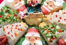 クリスマスフード
