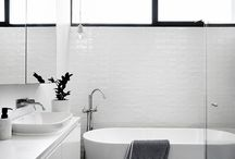 Bismark Main Bathroom