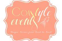 Coastyle Events / Coastyle Events   Ashley Noack + Jillian Ziska   619.818.4700info@coastyleevents.com