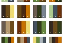 Home - Color Combinations / Possible Color Combinations for decorating my home