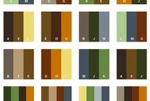 Цвет / Сочетание цвета