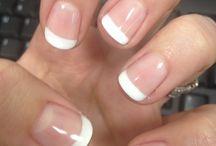 Shellac natural nails