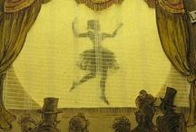 Il piccolo teatro del Dott. G / Teatri di carta, Teatri giocattolo, Teatri d'ombra, Teatri di figura, Modellini, Maquettes