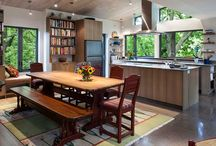 Kitchen & Living Spaces