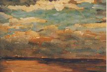 Sir Winston Spencer Churchill painting