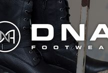DNA Footwear for your mind, body and sole