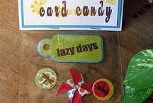 Card Candy Ideas