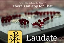 Apps to Review on CatholicApps.com Catholic Community Board / We would love to have others join our Board to pin apps, new or old that you would like us to review. Or just Share your Apps with the world. Send a tweet to @catholicapps or email catholic apps@gmail.com