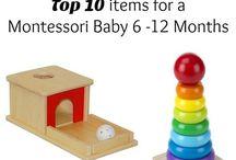 Elementos Montessori