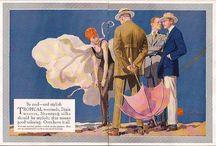 Fashion Illustrator. John E. Sheridan