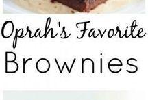 brownies Oprah favorite