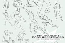 Movimientos del Cuerpo o poses