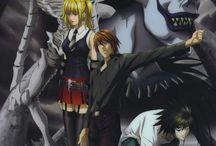 Death Note (L,N,M)