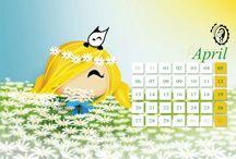 Lovely Calendar